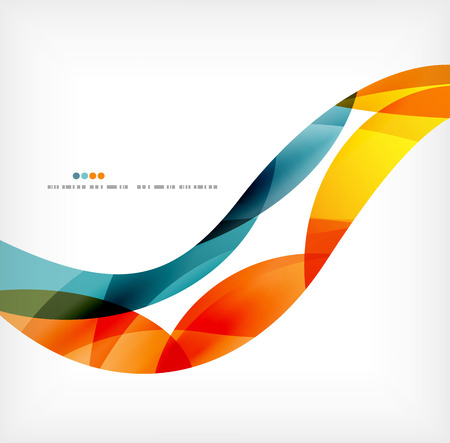 Foto de Business wave corporate background - Imagen libre de derechos