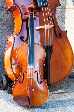 string instruments at sabatini garderns,royal palace, madrid,spain