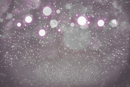 Photo for fantastic shiny abstract background glitter lights with sparks fly defocused bokeh - celebratory mockup texture with blank space for your content - Royalty Free Image
