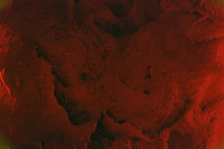 Photo for cute red design brilliant raised concrete texture - abstract photo background - Royalty Free Image