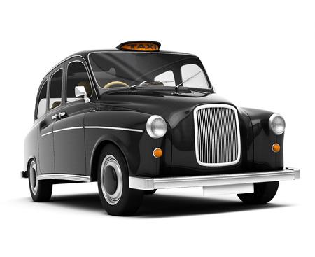 Foto de London taxi - Imagen libre de derechos