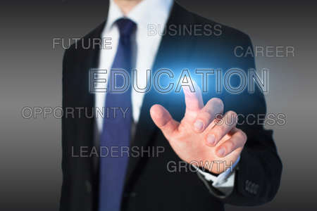 Photo for business education concept, professional growth - Royalty Free Image