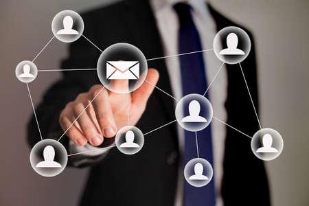 Foto de email marketing - Imagen libre de derechos