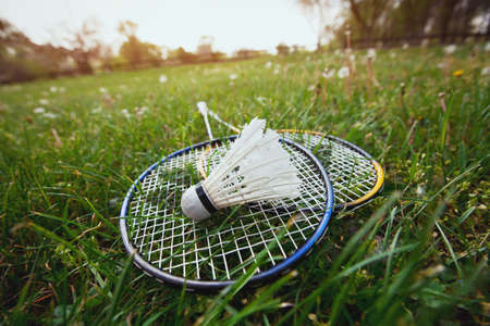 Photo for badminton - Royalty Free Image