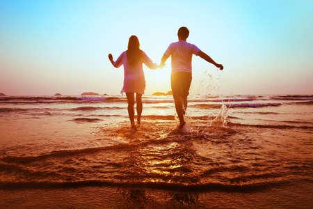 Photo pour dream honeymoon - image libre de droit
