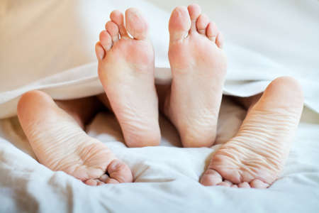 Photo for sleep  together - Royalty Free Image