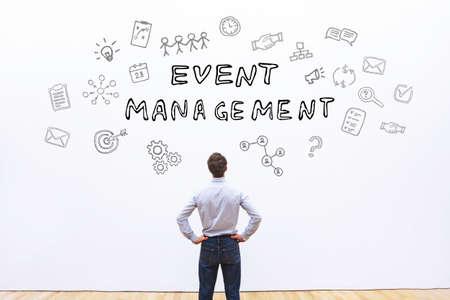 Foto de event management concept - Imagen libre de derechos