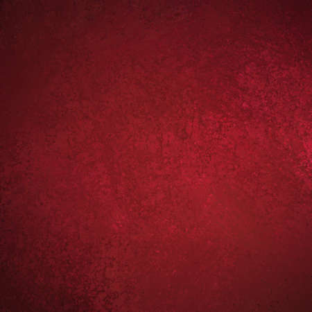 abstract red background of vintage grunge background texture design of elegant antique paint on wall for holiday Christmas background paper; or web background templates; grungy old background paint