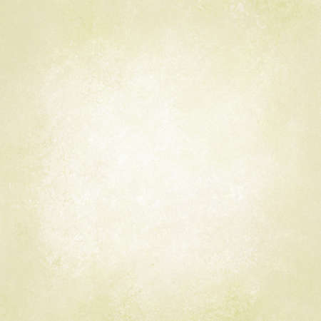 pastel yellow paper background, white or pale gold beige neutral color design, vintage grunge texture