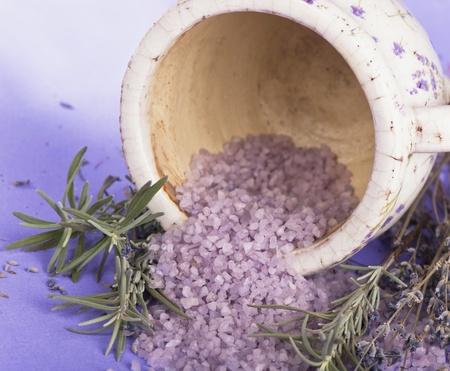 Spa Lavender cosmetics