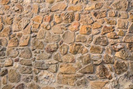 Photo pour masonry, stone, wall, rock, construction, pattern - image libre de droit