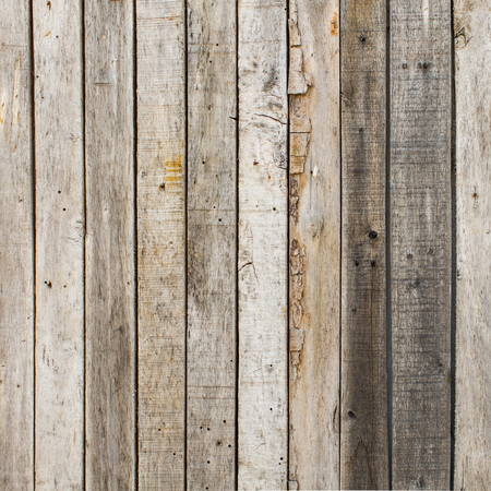 Photo pour rustic weathered barn wood background with knots and nail holes - image libre de droit