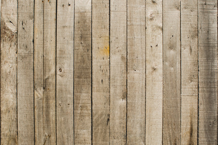 Photo for rustic weathered barn wood background with knots and nail holes - Royalty Free Image