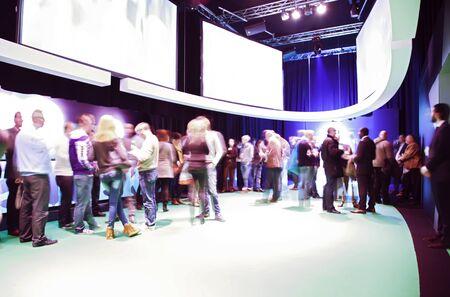Foto de group presentation - Imagen libre de derechos