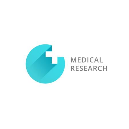 Illustration pour Cross plus medical logo icon design template elements - image libre de droit