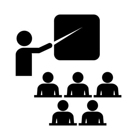 Illustration pour Training icon - image libre de droit