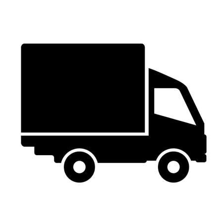 Illustration pour Truck icon - image libre de droit