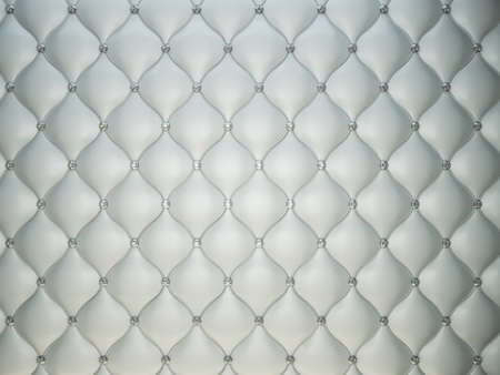 Photo pour Luxury grey leather background with diamonds or gemstones. Useful as luxury pattern - image libre de droit