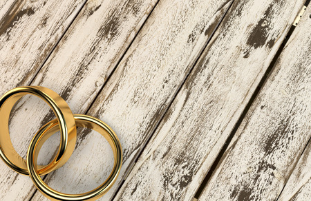 Photo for Marriage marriage marry ring rings wedding ring wedding rings 3D - Royalty Free Image