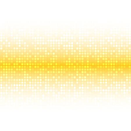 Ilustración de Abstract Bright Light Honey Yellow Orange Technology Business Cover Background, vector illustration - Imagen libre de derechos