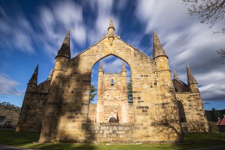 Photo for Port Arthur historical site in Port Arthur, Tasmania, Australia during the daytime. - Royalty Free Image