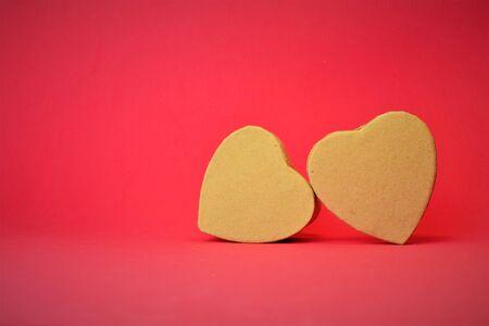 Foto de Hearts, holiday of love, valentine - Imagen libre de derechos