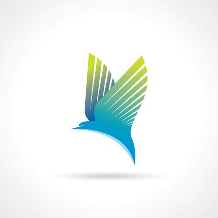 Illustration pour symbol of freedom - image libre de droit