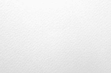 Foto de White watercolor paper vector texture  Blank page - Imagen libre de derechos