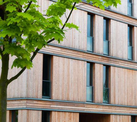 Photo pour Sustainable architecture - image libre de droit