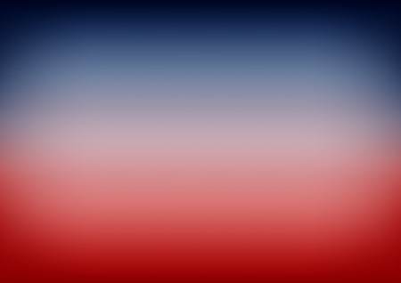 Illustration pour Red Navy Blue Gradient Background Vector Illustration - image libre de droit