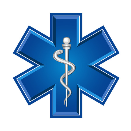 Illustration pour emergency medical symbol - image libre de droit