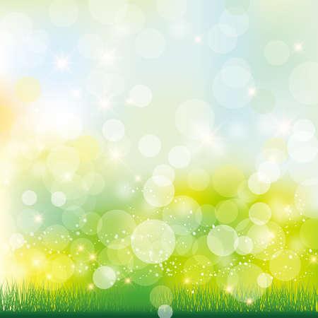 Ilustración de green background - Imagen libre de derechos