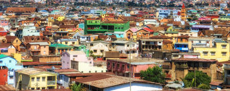Photo pour Overview of Soweto (South Western Townships), Johannesburg, South Africa. - image libre de droit