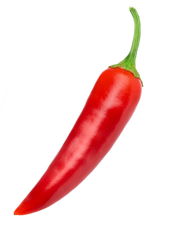 Photo for chili pepper isolated - Royalty Free Image