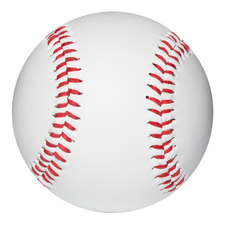 Photo pour Baseball ball.  - image libre de droit