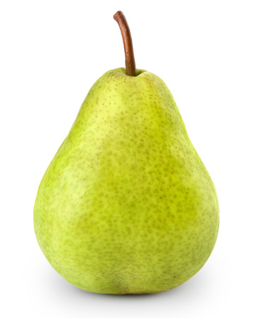 Photo pour pears isolated on white background - image libre de droit