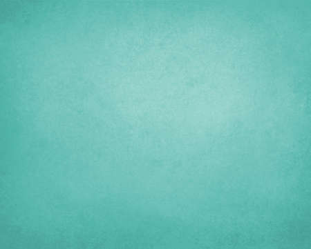 Photo for teal blue green background paper, vintage texture and distressed soft pale blue green color - Royalty Free Image