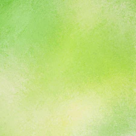 Photo pour vintage distressed  bright lemon lime green background texture layout - image libre de droit