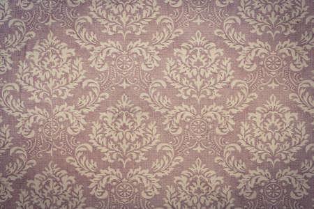 Photo pour Vintage wallpaper background - image libre de droit