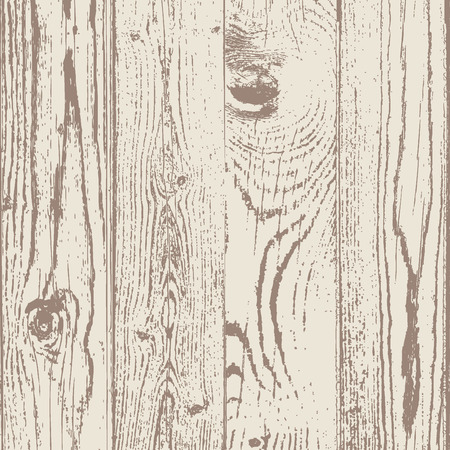 Illustration for Wood texture template. Vector illustration. Natural wooden background. - Royalty Free Image