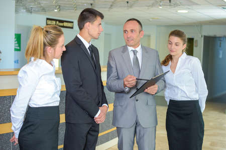 Foto de hotel management - Imagen libre de derechos