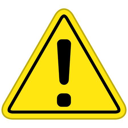 Ilustración de Warning Symbol - Imagen libre de derechos