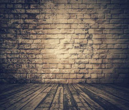 Foto de old room, retro filtered - Imagen libre de derechos