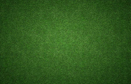 Foto de Green grass background texture with grunge lighting and lots of copy space. Perfect for sport designs - Imagen libre de derechos