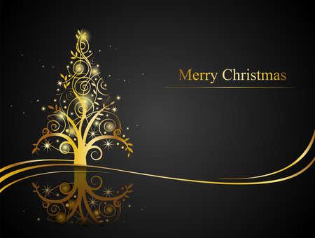 Ilustración de Possible to create holiday cards, backgrounds, ornaments. - Imagen libre de derechos