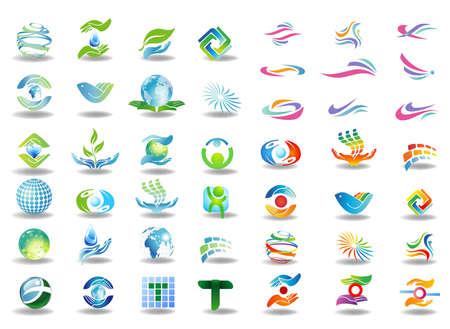 Ilustración de Design elements - Imagen libre de derechos
