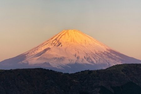 Mount Fuji Sunrise