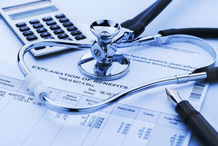 Foto de Cost of helath care - Imagen libre de derechos