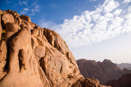 views of Mount Sinai