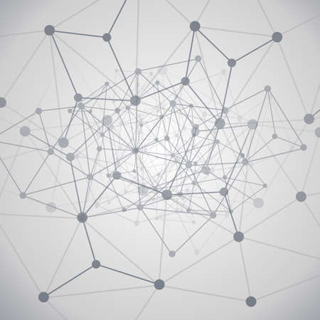 Ilustración de Cloud Computing and Networks Concept - Imagen libre de derechos